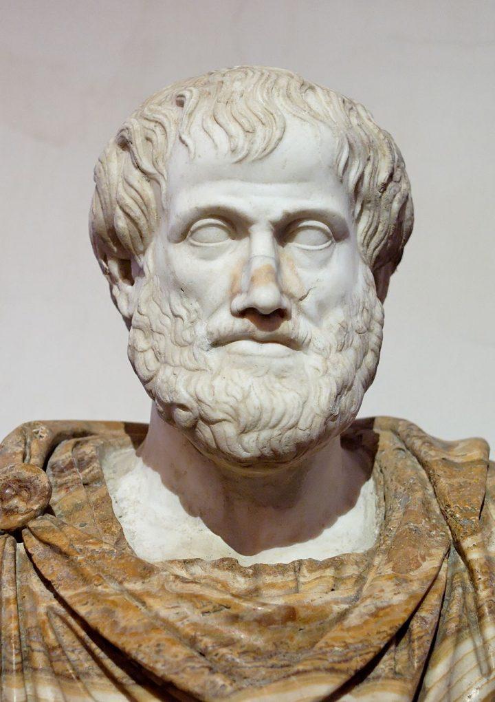 Aristoteles wist het al…