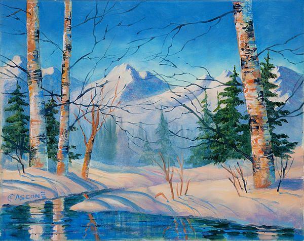 Een gedicht voor mijn winter