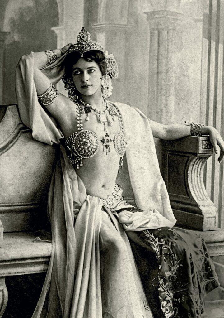De tweestrijd van Mata Hari