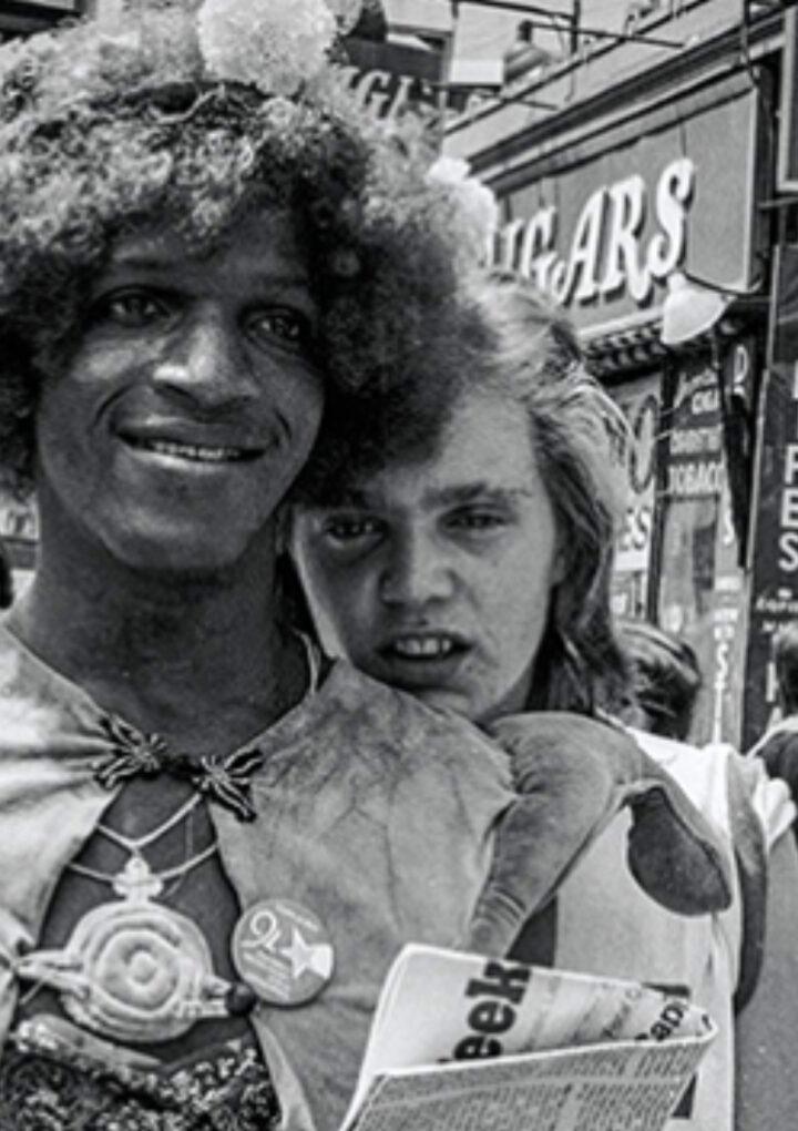 Dansen op de scherven van Stonewall